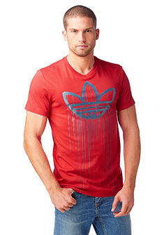 adidas Originals ACTION DRIPS TEE Tri�ko
