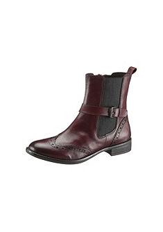 Chelsea Vysok� obuv, Tamaris