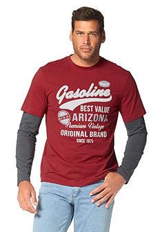 Arizona 2-in-1-Tri�ko s dlh�mi ruk�vmi