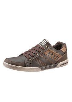 H.I.S Fűzős cipő sportos talppal