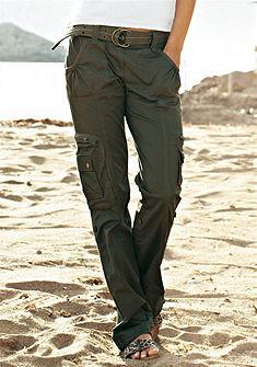 Stre�ov� kalhoty + p�sek