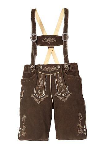 Kožené kalhoty, krátké, Stockerpoint