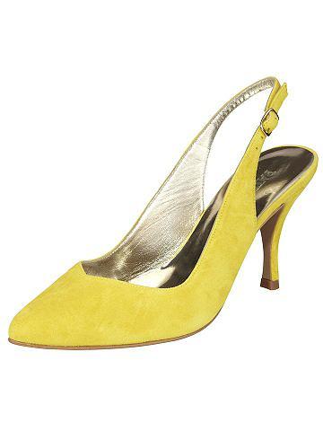 HEINE Lodičky žlutá 43
