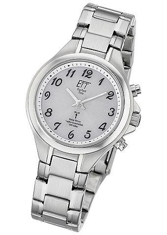 Ett Náramkové hodinky, ETT barva stříbra - Dámské hodinky