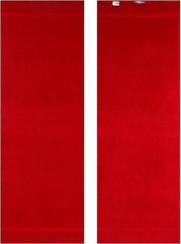 DYCKHOFF Osuška vínová cervená - 1 osuška do sauny - 70x200 cm