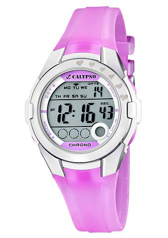 """Calypso CALYPSO WATCHES, Sportovní náramkové hodinky, """"K5571/3"""" růžová"""