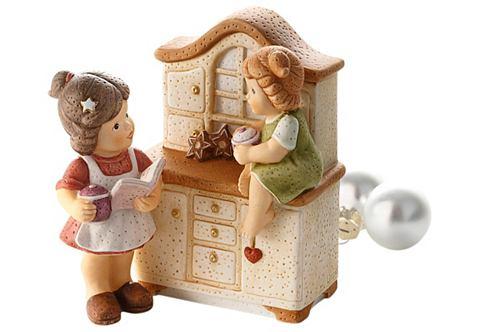 Goebel Sběratelská figurka, »upečeno v kuchyni«, Goebel ručně malované v jemných barvách