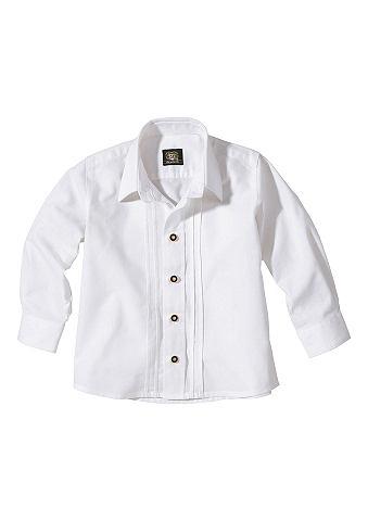 Krojová košile pro děti, OS-Trachten bílá 98