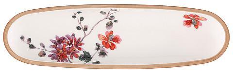 Villeroy & Boch Mísa, Villeroy & Boch »květinový dekor« 28/8 cm