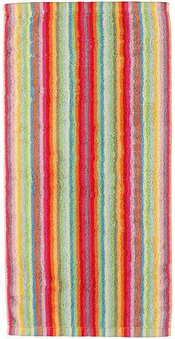 Cawö Osuška vícebarevná 1xRučníky do sauny 70x180 cm