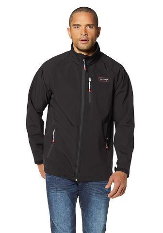 Eastwind Eastwind Softshellová bunda černá - standardní velikost 58