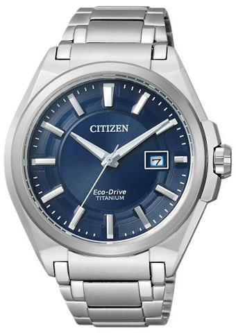 Citizen Náramkové hodinky stříbrná barva