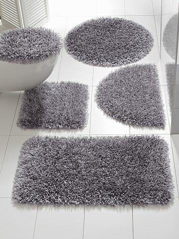 heine home Koupelnová předložka fialová cca 60x100 cm