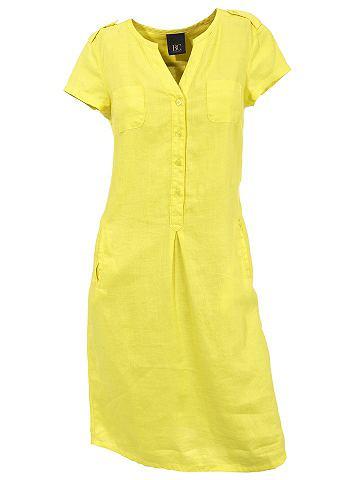 B.C. Best Connections by heine Letní šaty žlutá 52