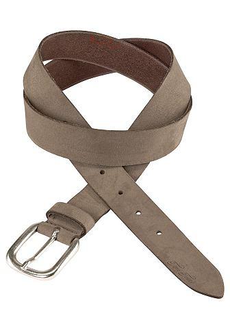 Tom Tailor Kožený pásek