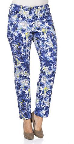 SHEEGO STYLE sheego Style Kalhoty s potiskem - K 27