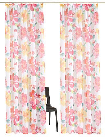 Záclona, my home »Silandro« (2 ks)