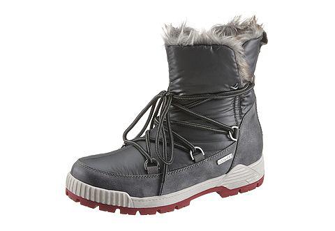 Tamaris Zimní boty šedá 42