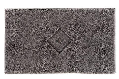 GRUND Koupelnová předložka černá cca 70x110 cm