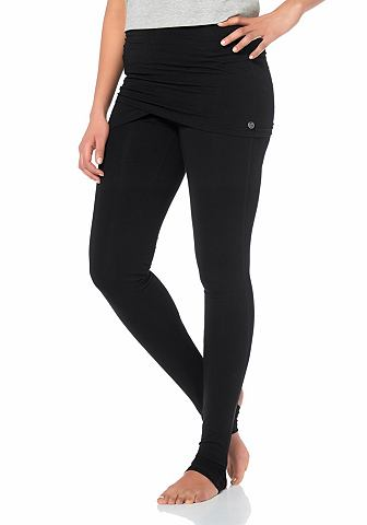 OCEAN SPORTSWEAR Ocean Sportswear Sportovní legíny černá - standardní velikost 44