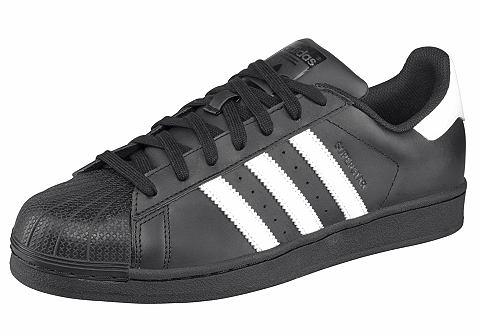 adidas Originals adidas Tenisky, »Superstar« bílá/černá/barva zlata - standardní velikost 37