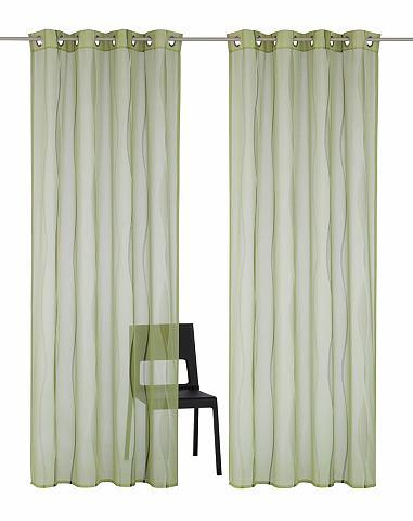 Záclona, my Home, »Dimona« (2 ks)