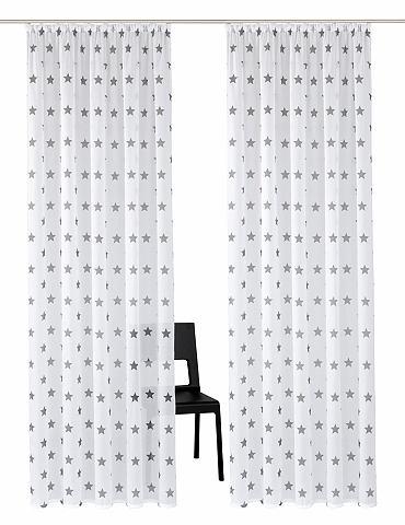 Záclona, my home »Montreal« (2 ks)