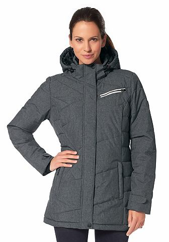 Polarino Nepromokavá bunda šedá - standardní velikost 34