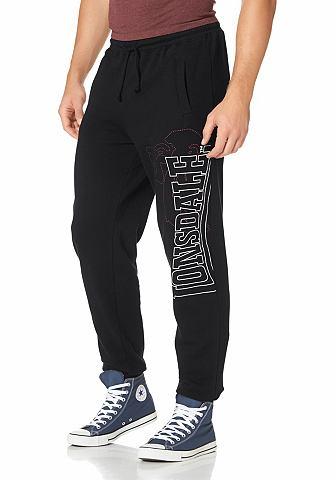 Lonsdale Sportovní kalhoty černá - standardní velikost XXL (60/62)