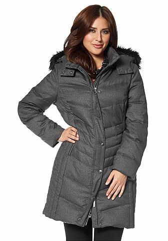 APART Péřový kabát
