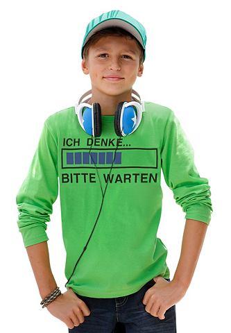 KIDSWORLD kidsworld Tričko, chlapecké neonově zelená - standardní velikost 164/170
