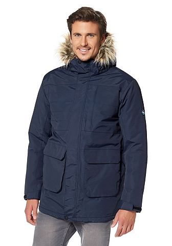 Polarino Nepromokavá bunda černá - standardní velikost 44