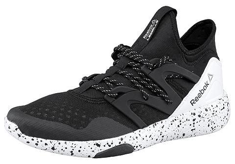 Reebok Sportovní obuv černá/bílá - standardní velikost 42