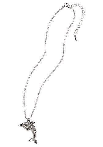 J.Jayz Řetízek stříbrná barva - standardní velikost