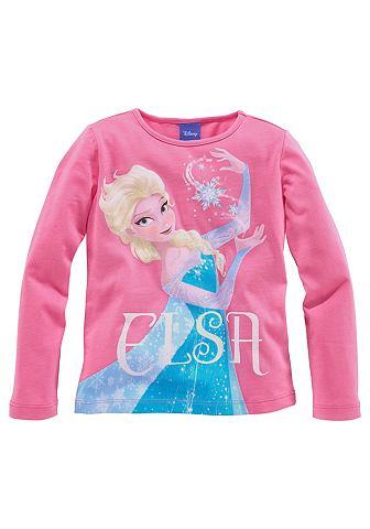 Disney Tričko s dlouhým rukávem, Ledové království princezna Elsa, pro dívky