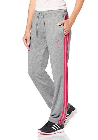 ADIDAS PERFORMANCE Kalhoty na jógu černá/bílá - krátké M (40/42)