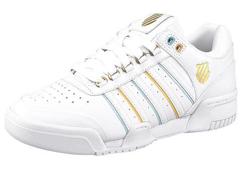K-SWISS Tenisky bílá/zlatá barva - standardní velikost 36
