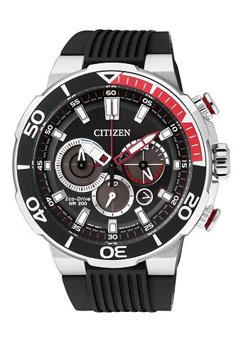 Citizen Náramkové hodinky černá
