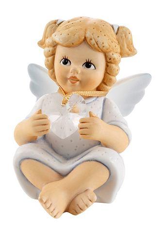 Goebel Figurka anděla »od srdce« z, Goebel v pastelových barvách