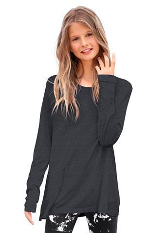Dlouhé tričko, pro dívky