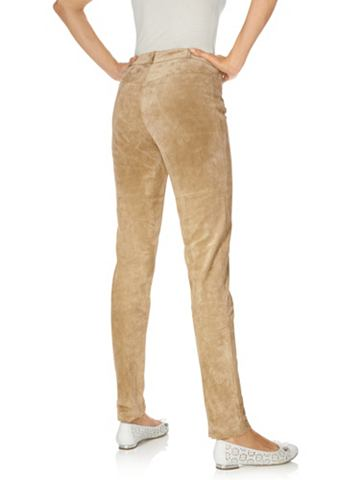 Kožené kalhoty
