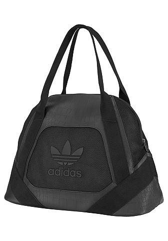 ADIDAS ORIGINALS Sportovní taška černá - standardní velikost