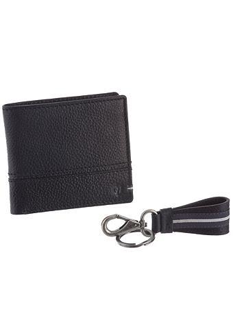 Marc O'Polo Kožená peněženka & klíčenka