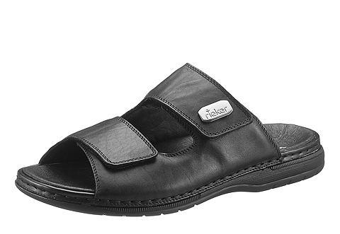 Rieker Pantofle černá 46