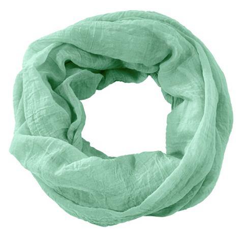 HEINE Šála zelená