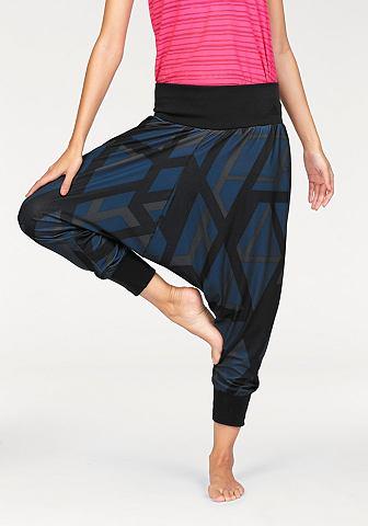 adidas Performance Kalhoty na jogu tmavomodrá - standardní velikost XS (32/34)