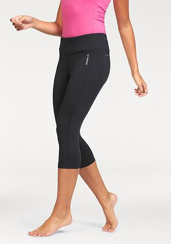 Reebok WORKOUT READY PANT PROGRAM 3/4 legíny