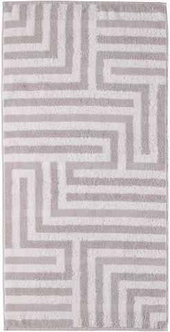 Cawö Osuška stříbrná barva 1 x Ručníky do sauny 80x200 cm