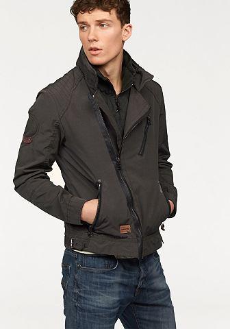 Khujo Motorkářská bunda »Rocky«
