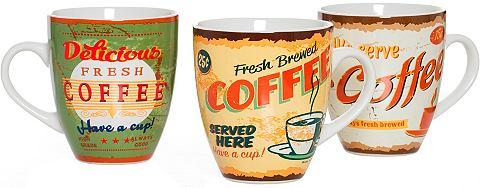 Flirt by R&B Set šálků na kávu »Americano«